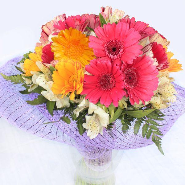 Ramo de Gerberas Arreglo floral