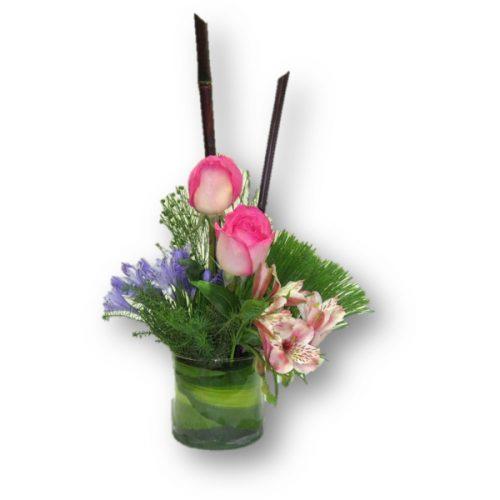 Detalle de Rosas Y Flores